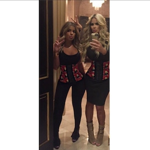 Kim Zolciak, Brielle Biermann
