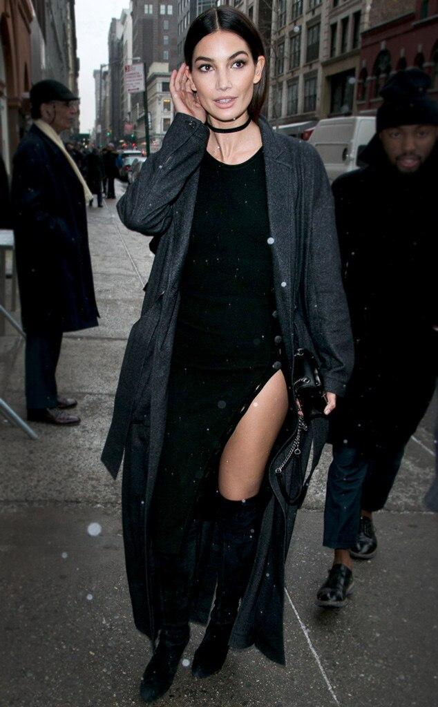 ESC: 90's Fashion, Lily Aldridge