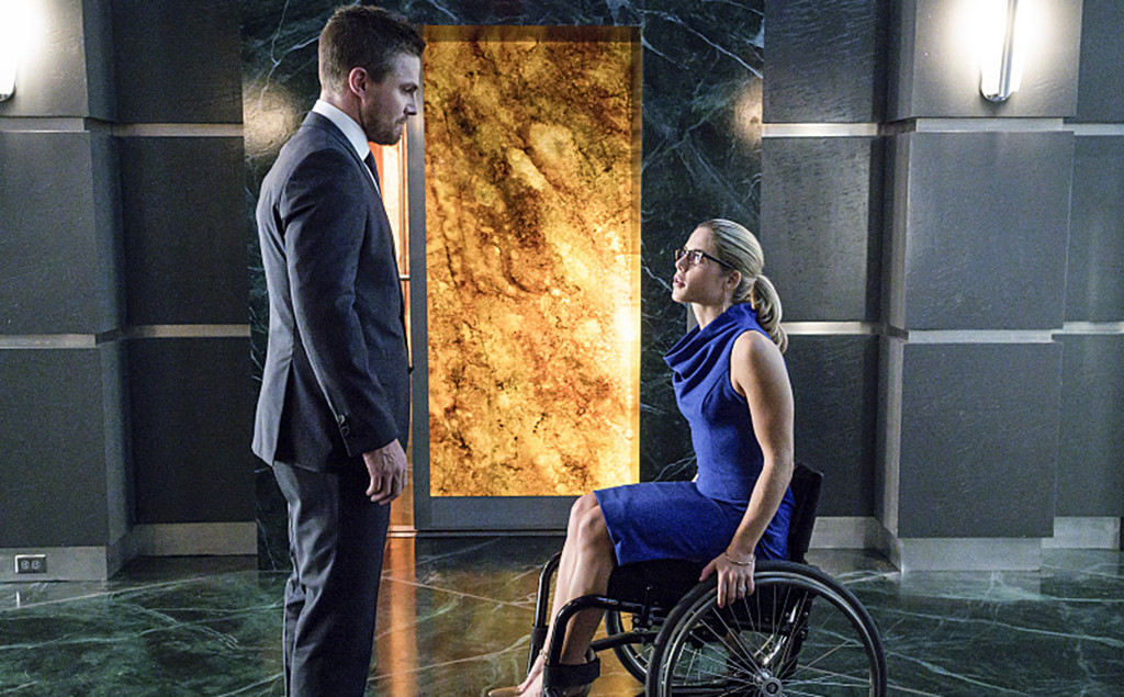Arrow, Unchained