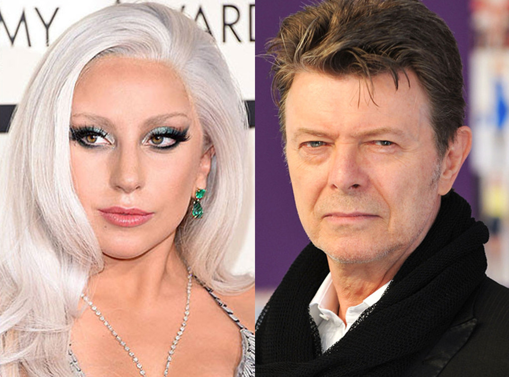 Lady Gaga, David Bowie