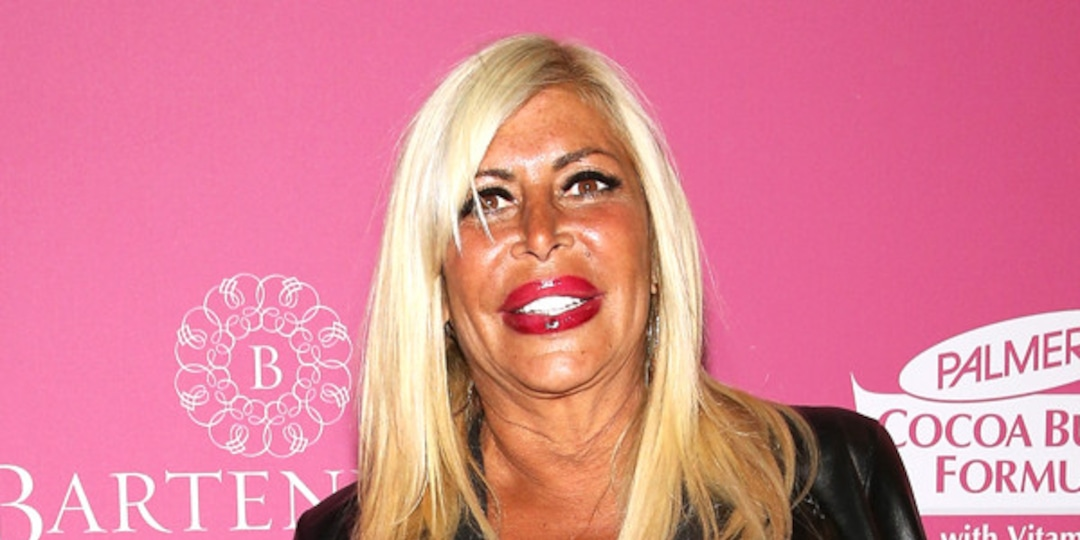 Mob Wives Star Big Ang Remembered With Big Dance Party In Staten Island E Online Au