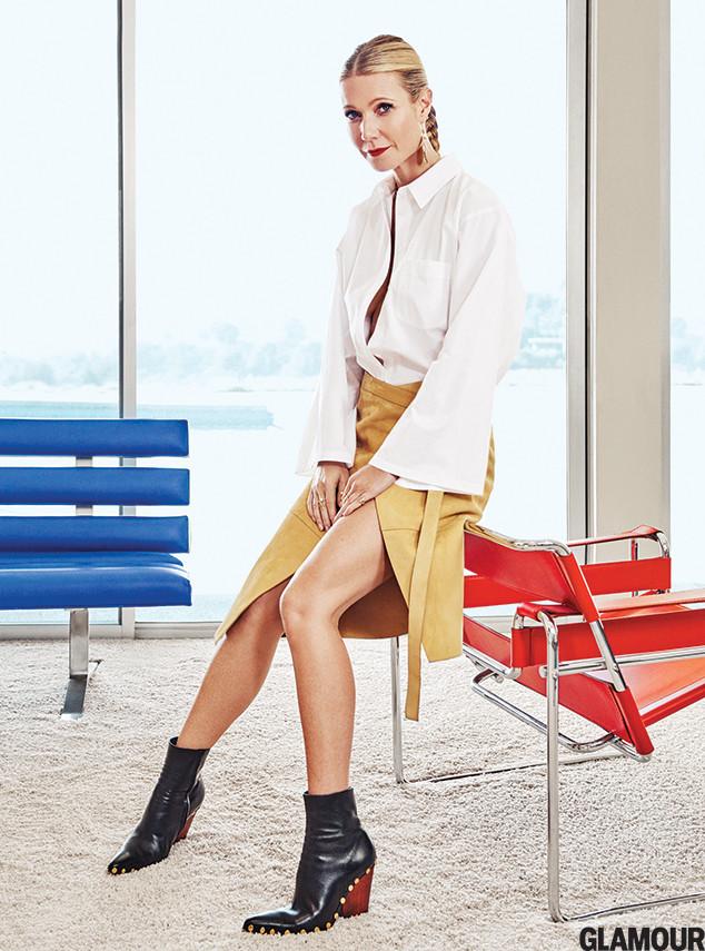 Gwyneth Paltrow, Glamour