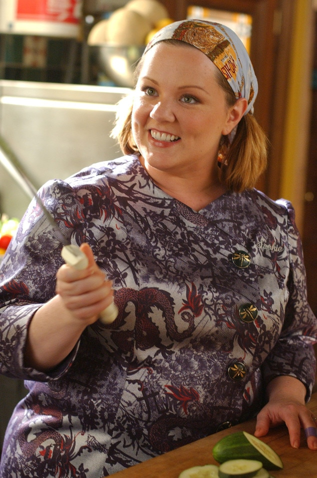 Gilmore Girls  -  Beginning in 2000,  Melissa McCarthy  won over hearts as everyone's favorite chef and BFF to Lorelai Gilmore ( Lauren Graham ), Sookie St. James, on  Gilmore Girls .