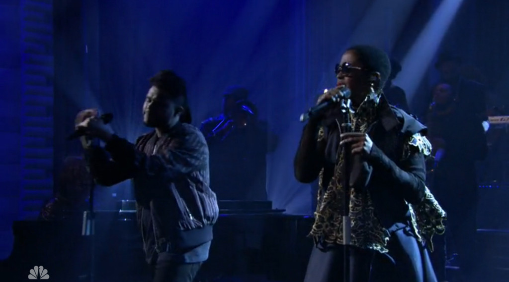 Lauryn Hill, The Weeknd, The Tonight Show
