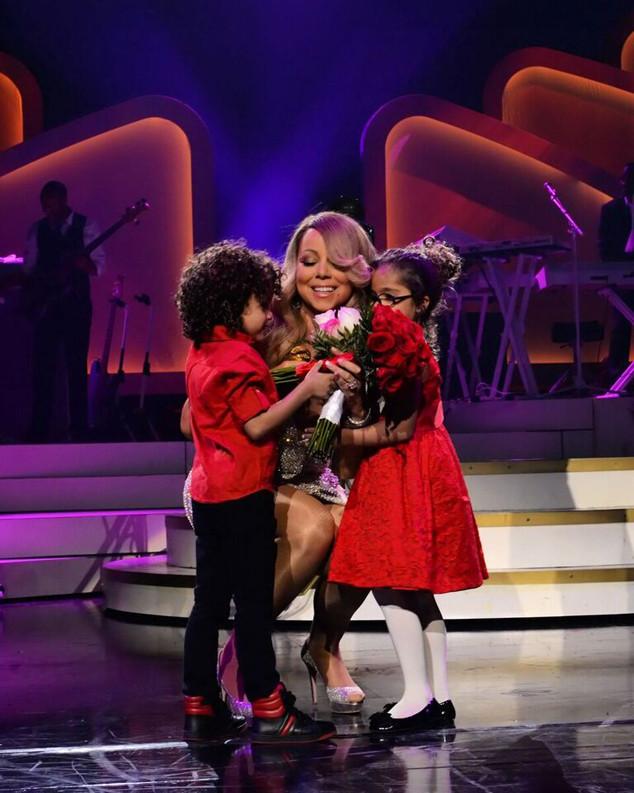 Mariah Carey, Twins, Moroccan, Monroe