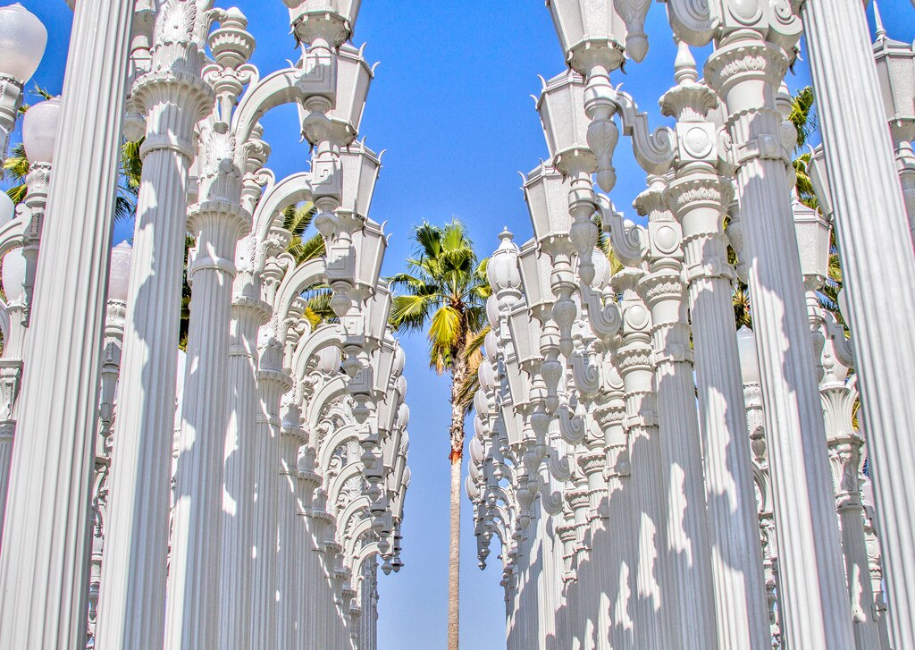 Lacma From Los Angeles Hot Spots E News