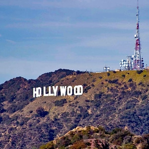 Los Angeles, Hotspots, Hollywood Sign