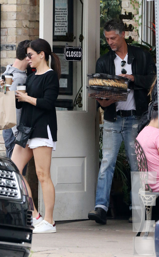 Details About Sandra Bullock Amp Bryan Randall S Sweet