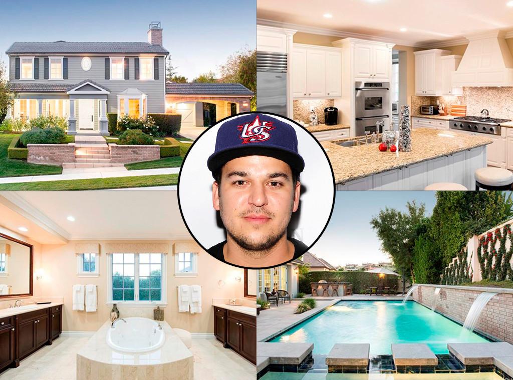 Rob Kardashian, Real Estate