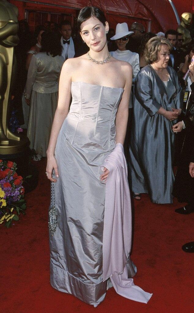 Stars' First Oscars, Liv Tyler