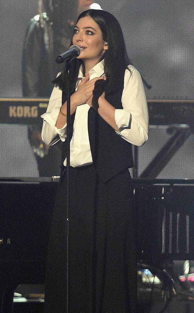 Lorde, Brit Awards