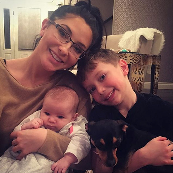 Bristol Palin, Tripp, Sailor Grace