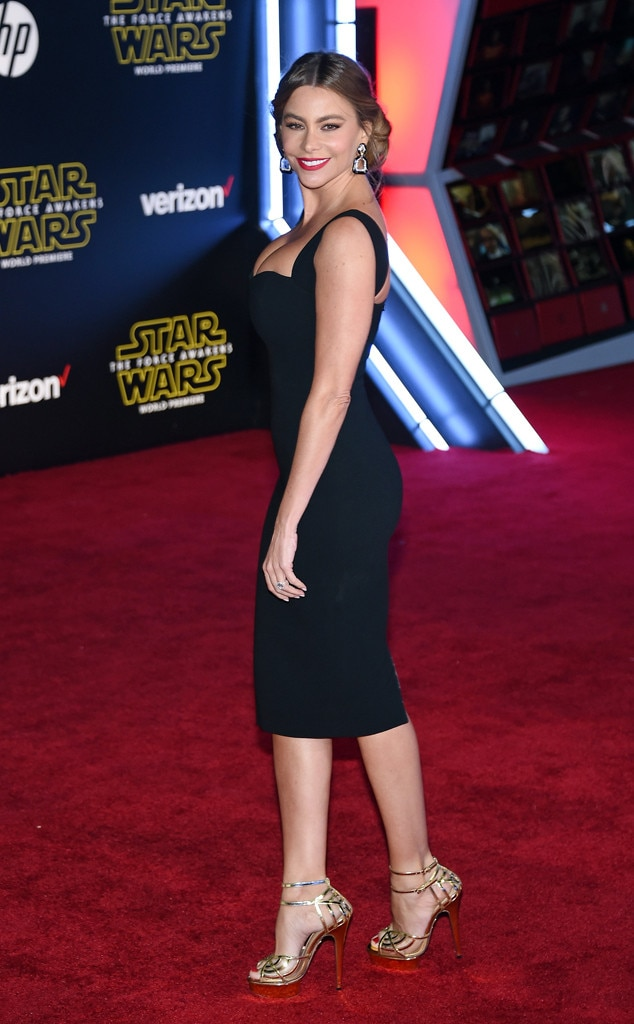 Star Wars Style From Sofia Vergara 39 S Best Looks E News