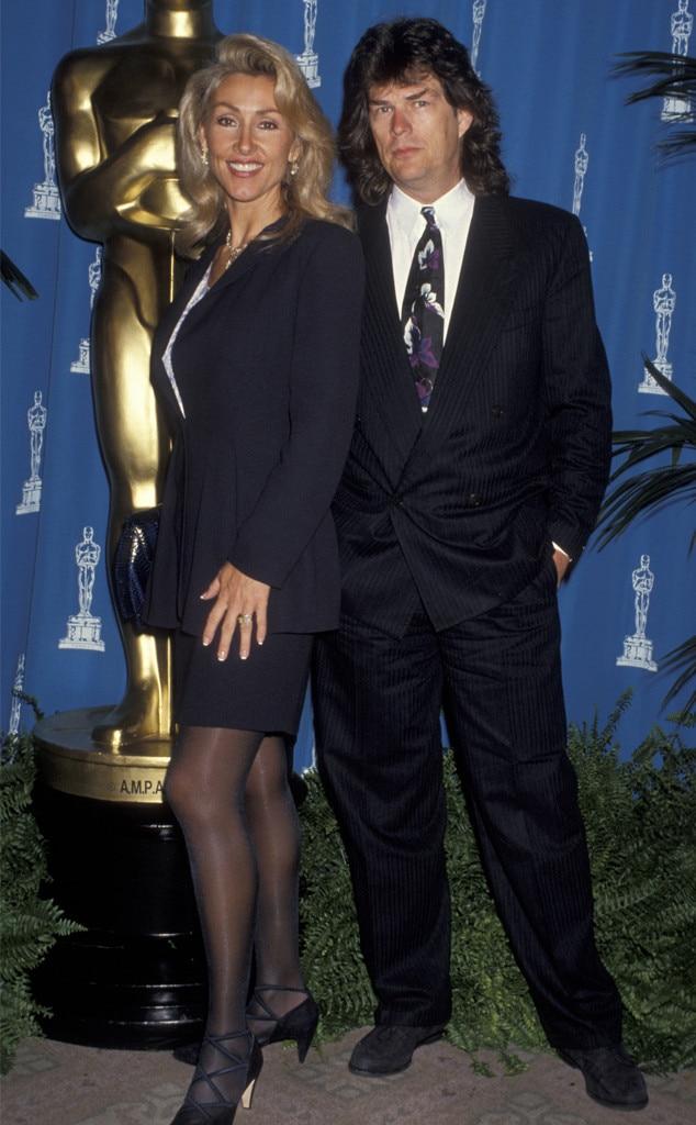 Oscar Couples, Linda Thompson, David Foster