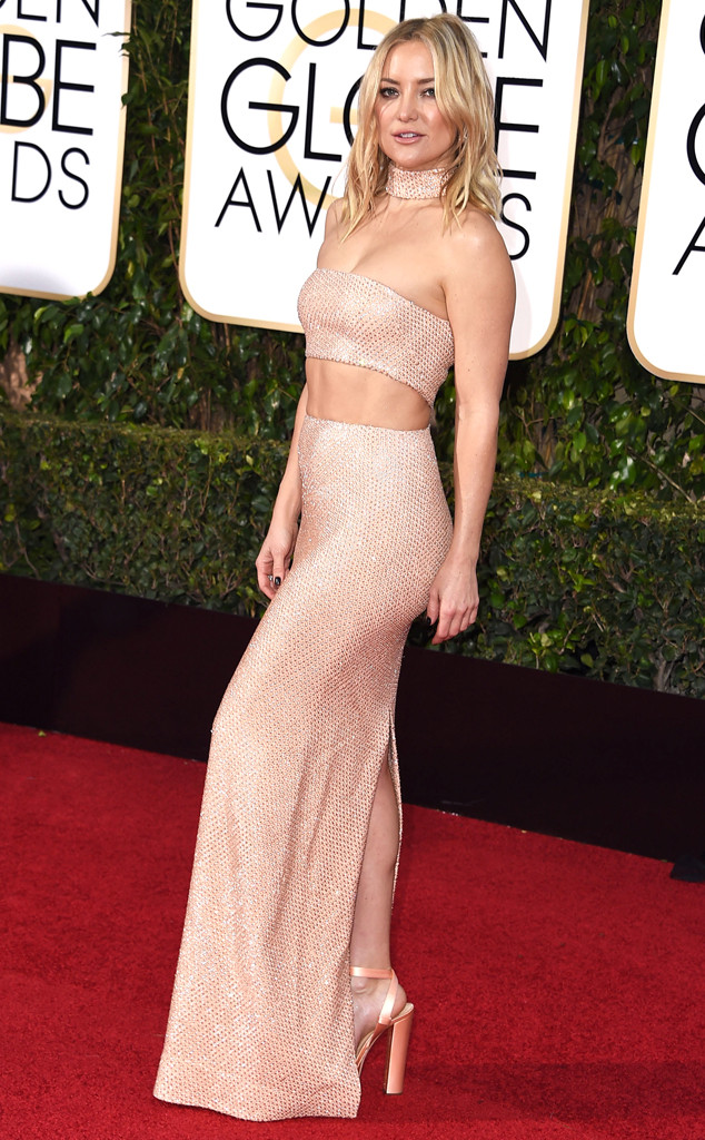 Kate Hudson, Golden Globe Awards