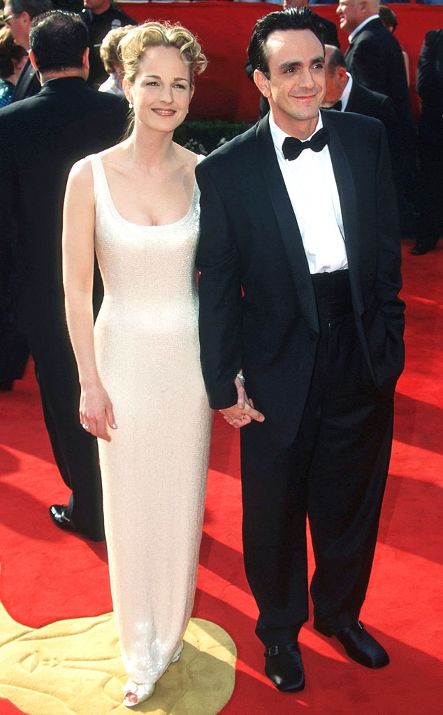 Oscar Couples, Helen Hunt, Hank Azaria