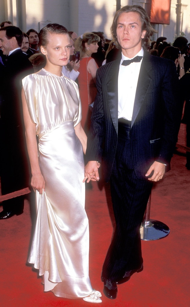 Oscar Couples, Martha Plimpton, River Phoenix