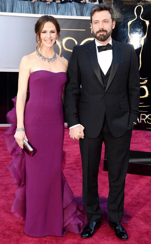 Oscar Couples, Jennifer Garner, Ben Affleck
