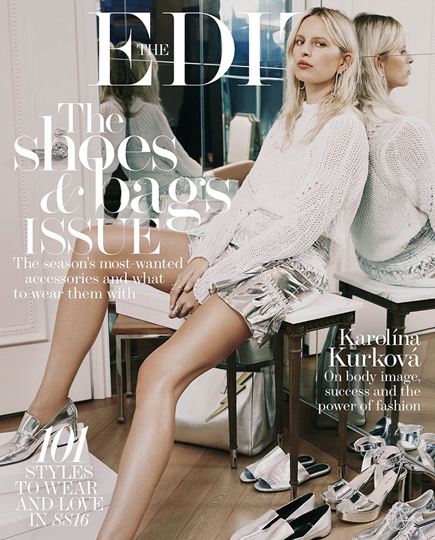 Karolina Kurkova, The Edit