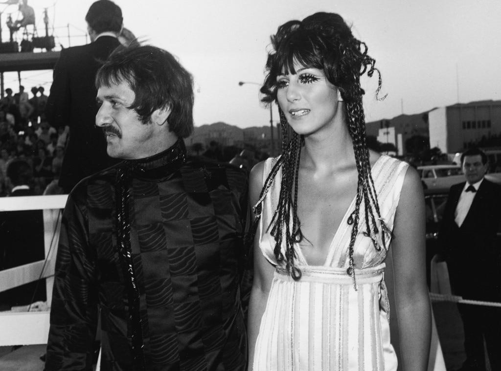 Oscar Couples, Sonny Bono, Cher