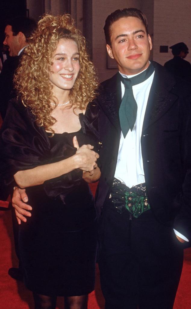 Sarah Jessica Parker, Robert Downey Jr., Oscar Couples