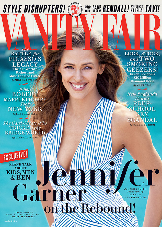 Jennifer Garner, Vanity Fair
