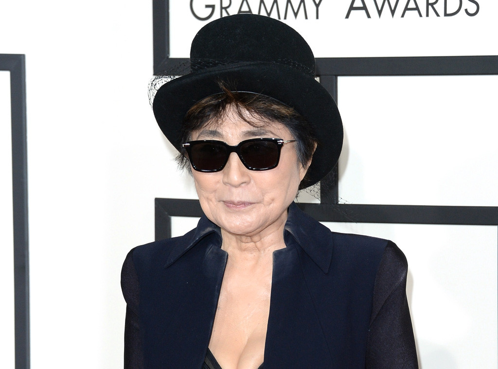 Yoko Ono Hospitalized But Not For Stroke Son Sean Lennon And Rep