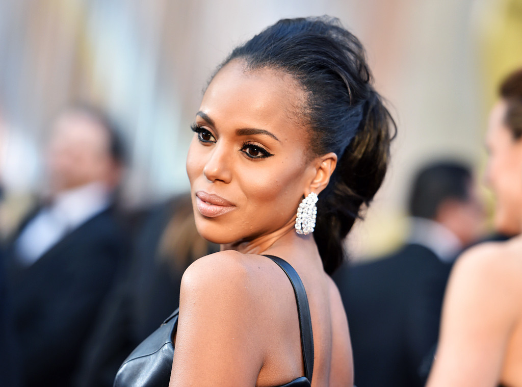Kerry Washington, 2016 Oscars, Academy Awards, Beauty