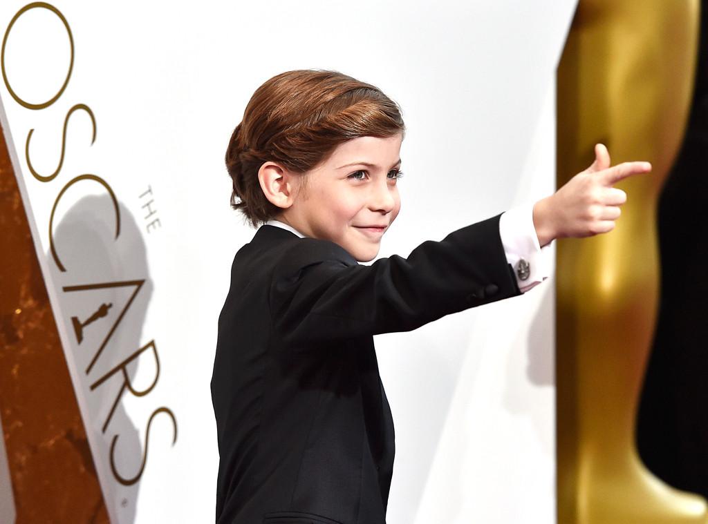 2016 Oscars, Academy Awards, Jacob Tremblay, Candids