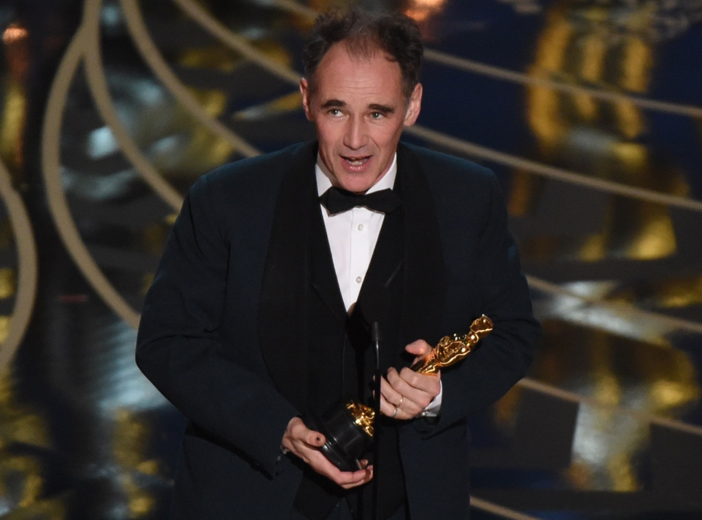 Mark Rylance, 2016 Oscars, Academy Awards, Winner