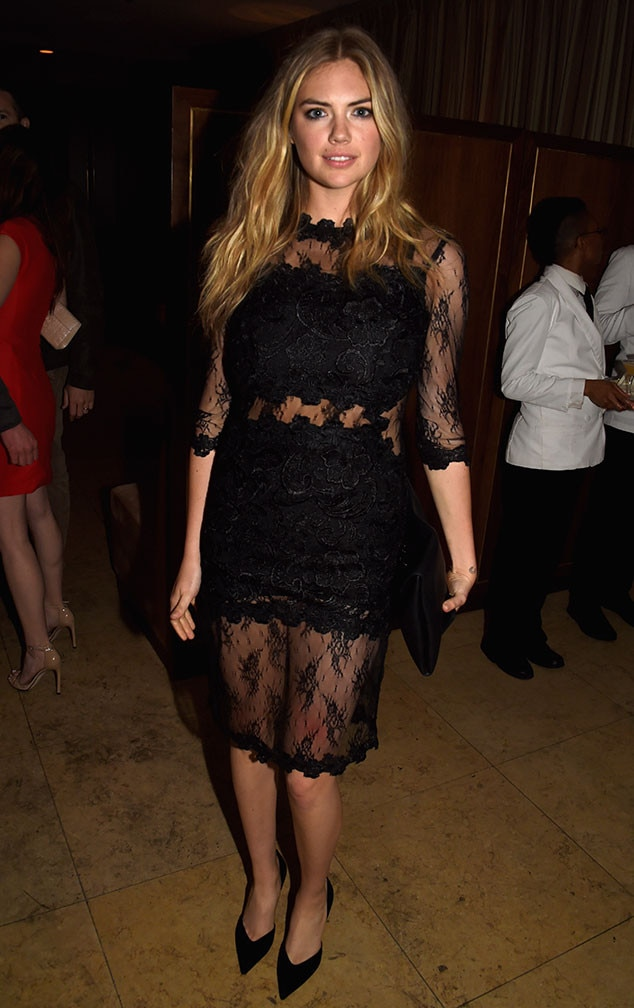 Kate Upton From Oscars 2016 Party Pics E News