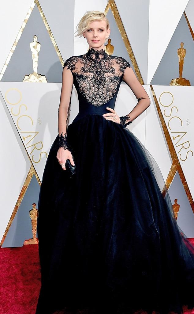 Dorith Mous, 2016 Oscars, Academy Awards, Arrivals