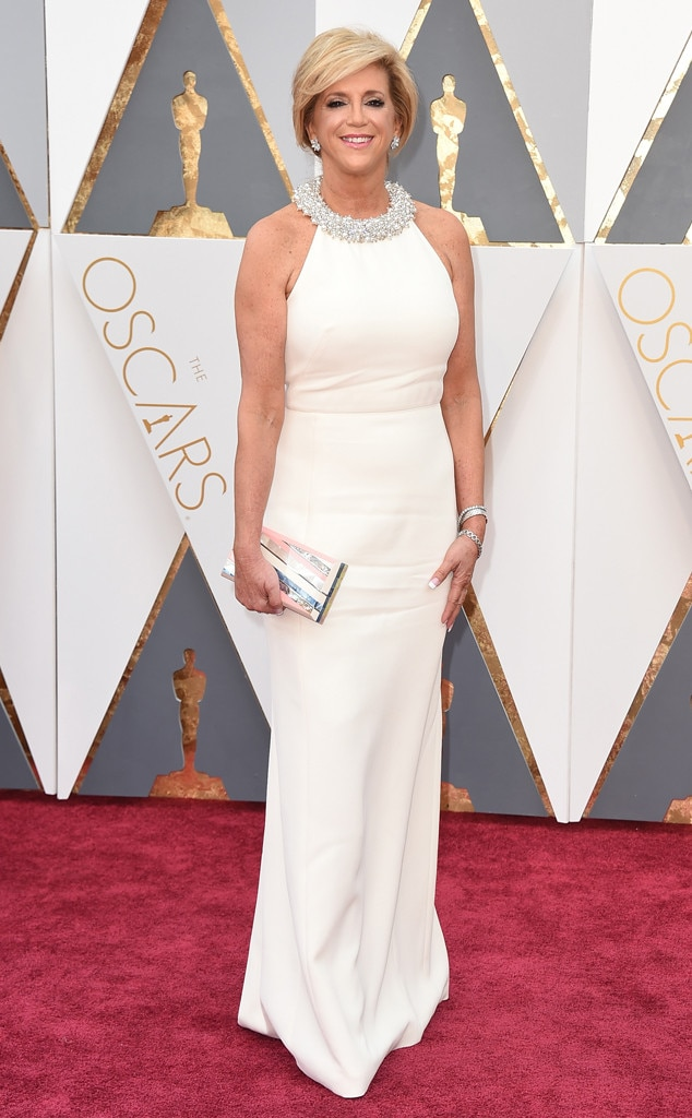 Joy Mangano, 2016 Oscars, Academy Awards, Arrivals