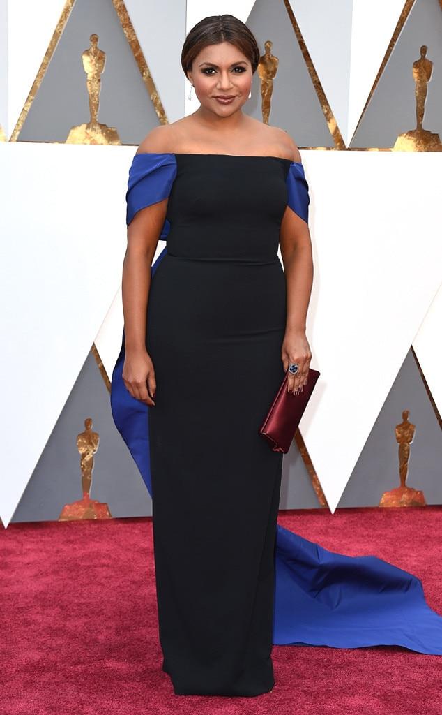 Mindy Kaling, 2016 Oscars, Academy Awards, Arrivals