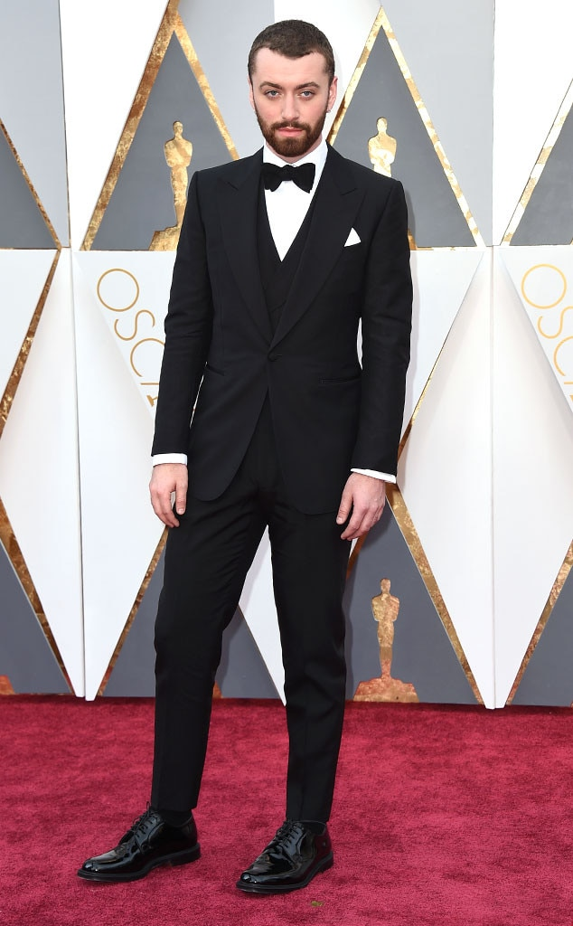 2016 Oscars, Academy Awards, Arrivals, Sam Smith