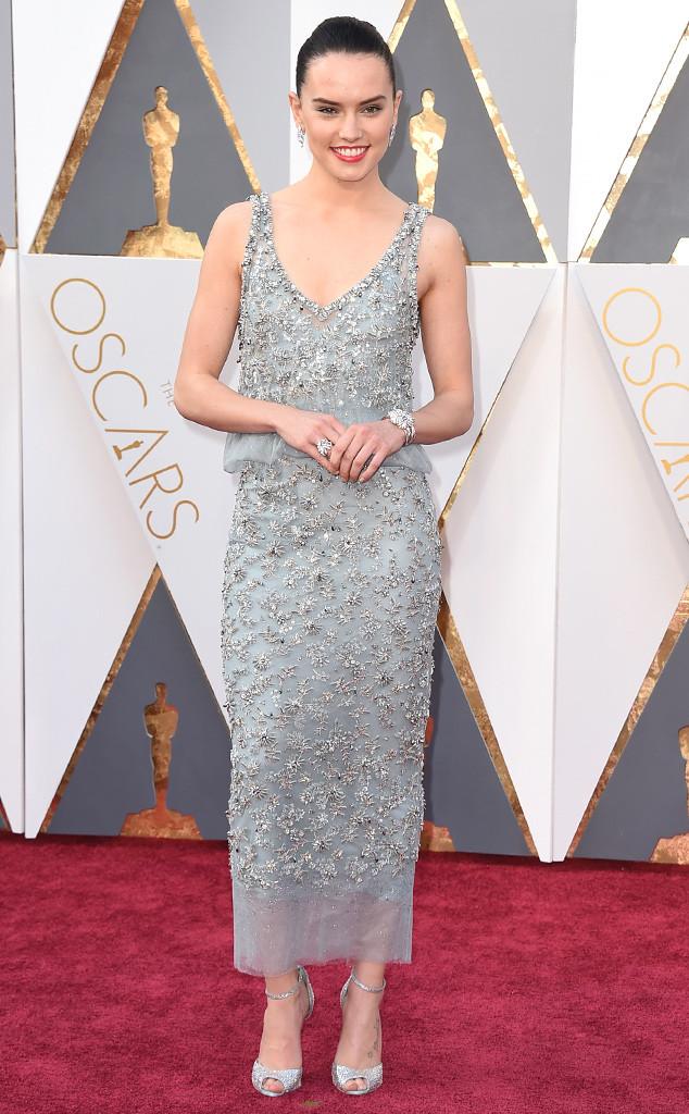 2016 Oscars, Academy Awards, Arrivals, Daisy Ridley
