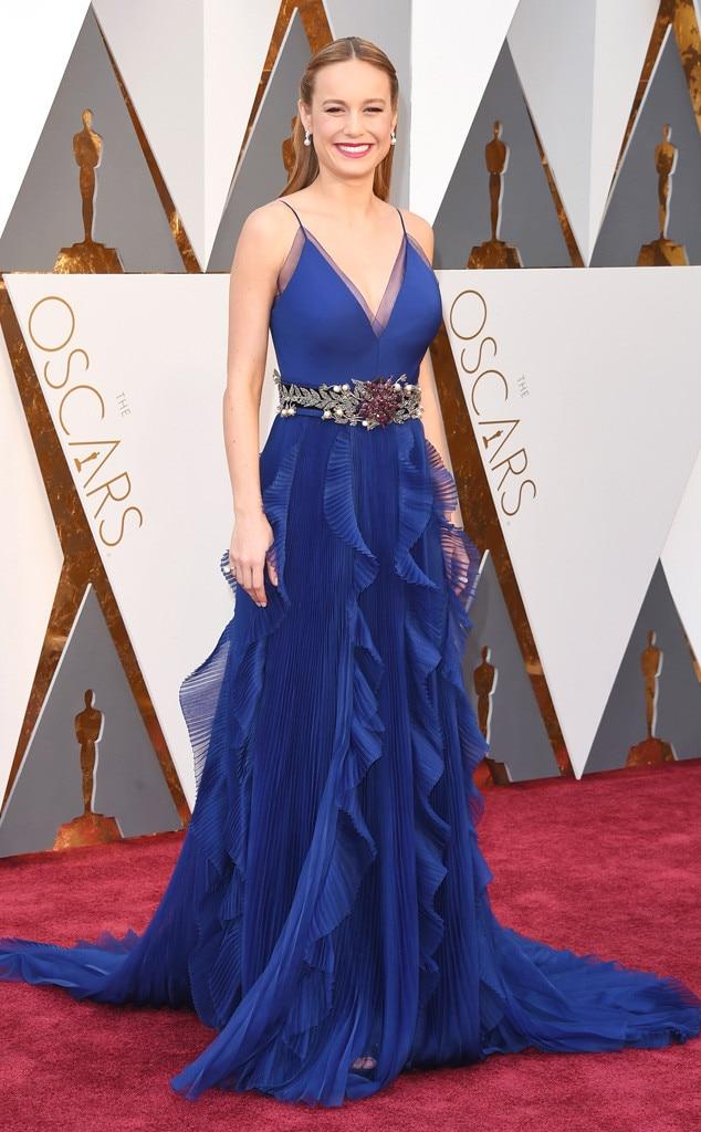2016 Oscars, Academy Awards, Arrivals, Brie Larson