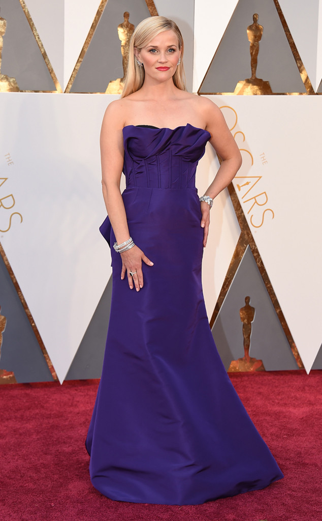 Reese Witherspoon, 2016 Oscars, Academy Awards, Arrivals
