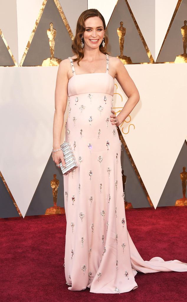 Emily Blunt, 2016 Oscars, Academy Awards, Arrivals