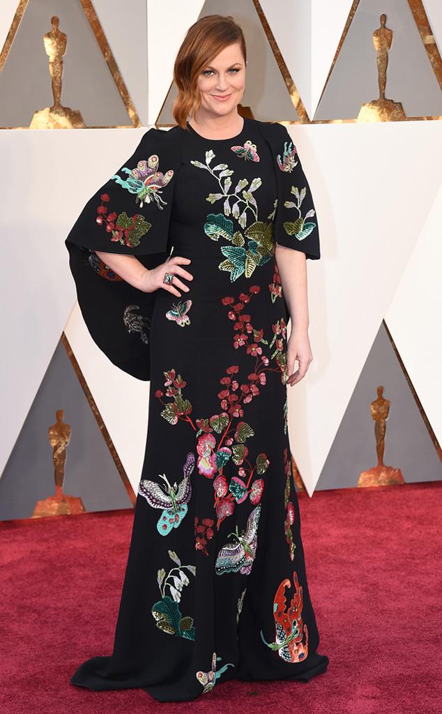 Amy Poehler, 2016 Oscars, Academy Awards, Arrivals