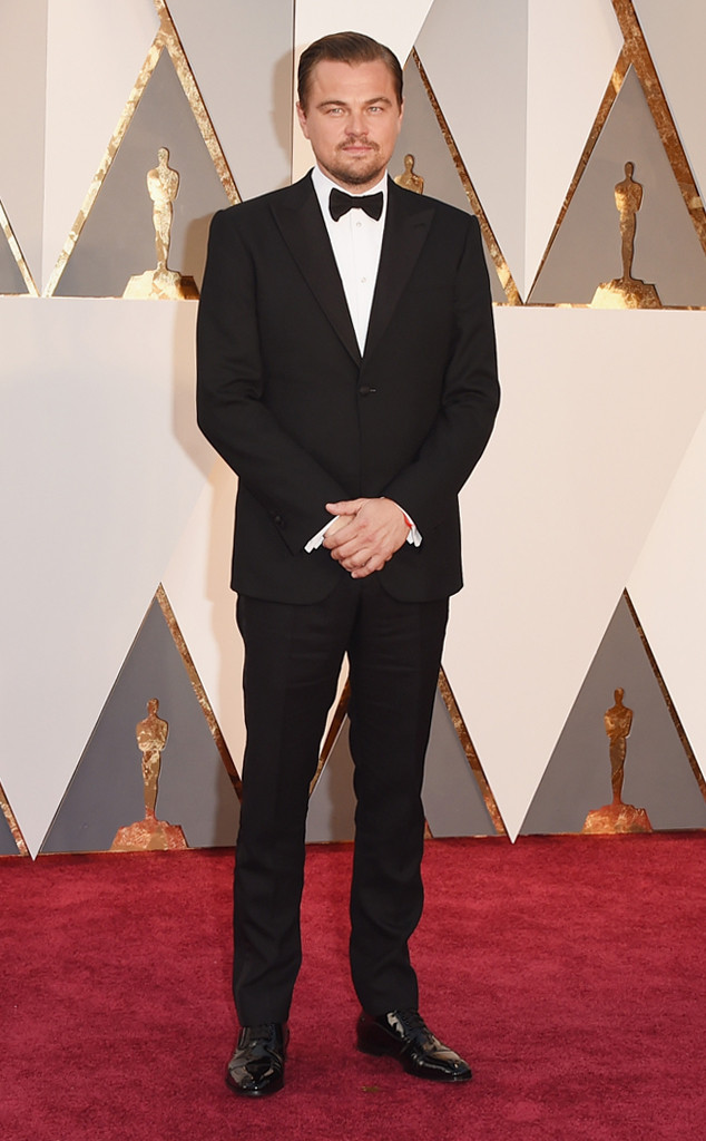 Leonardo DiCaprio, 2016 Oscars, Academy Awards, Arrivals