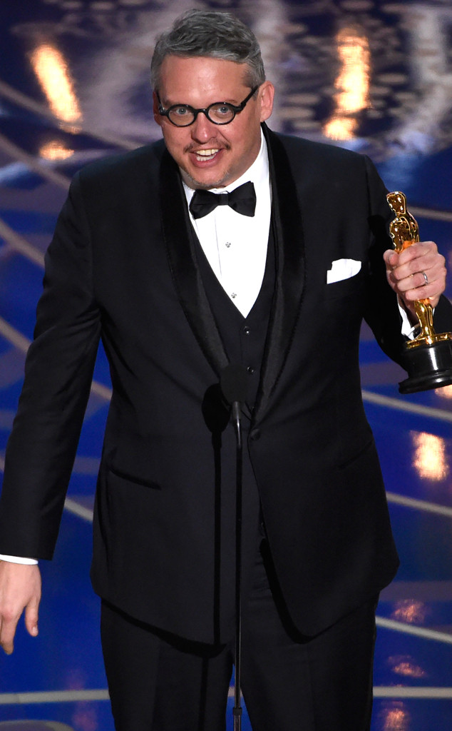 Adam McKay, 2016 Oscars, Academy Awards, Winners