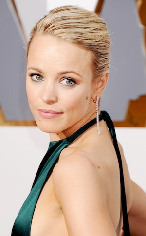 Rachel McAdams, 2016 Oscars, Academy Awards, Accessories