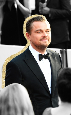Best Dressed Mens Gallery Cover, Leonardo DiCaprio