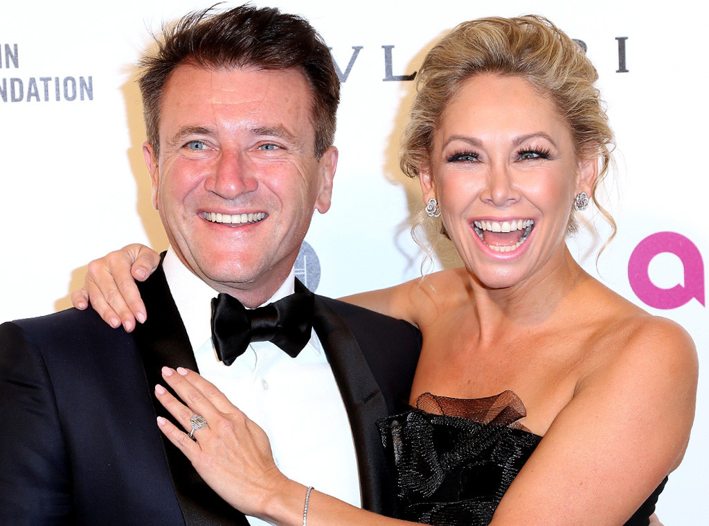 Kym Johnson, Robert Herjavec, Engagement Ring