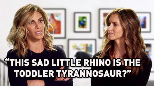 Jillian Michaels, Heidi Rhoades, Just Jillian, Just Jillian 107, Memes