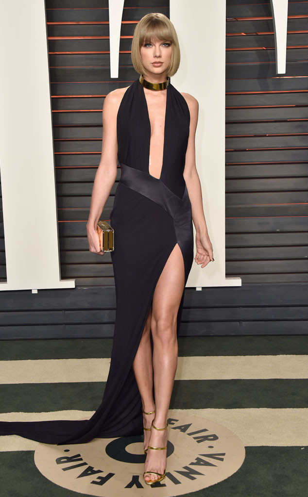 Vanity Fair Oscars Party, Taylor Swift