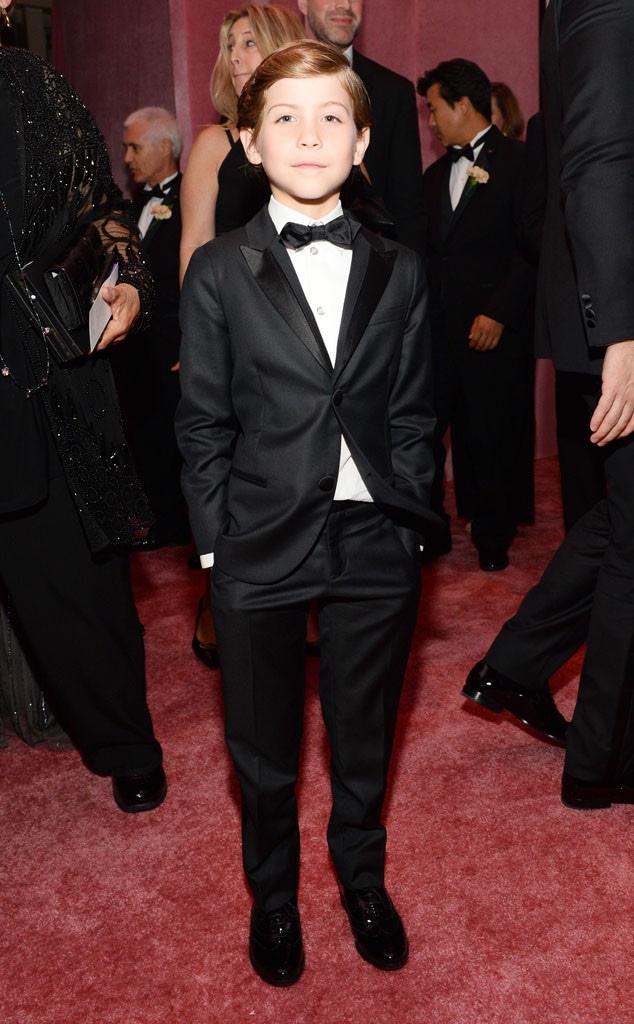 Jacob Tremblay, Oscar Party Pics