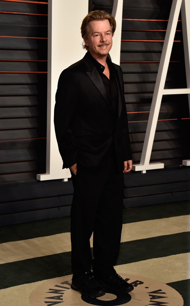 David Spade, 2016 Vanity Fair Oscar Party