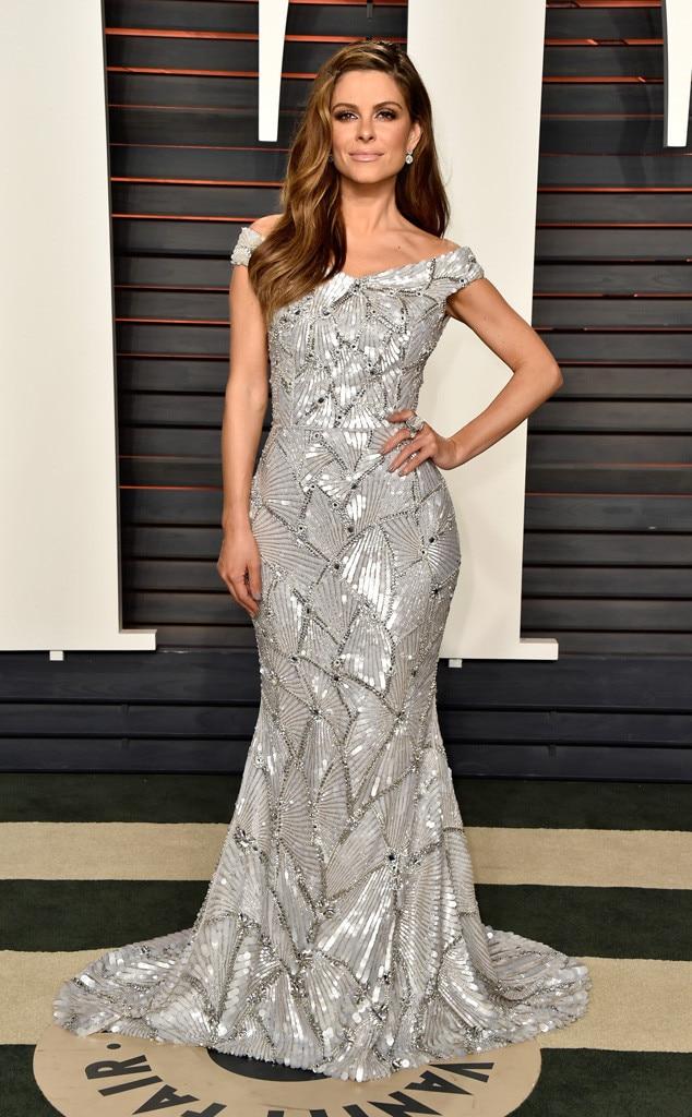 Maria Menounos, 2016 Vanity Fair Oscar Party